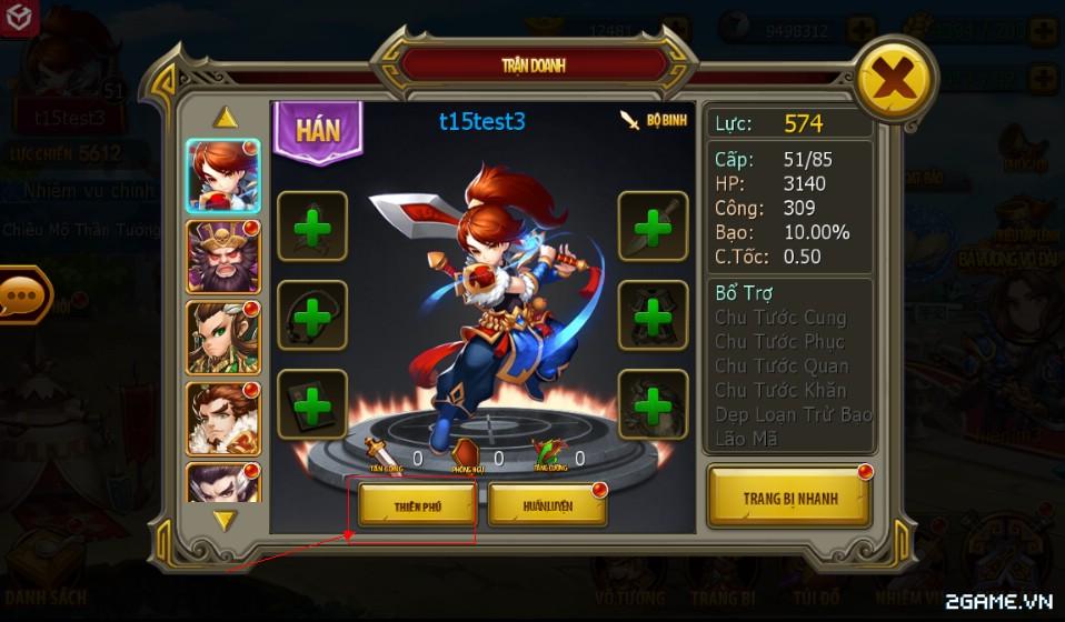 Game mobile Thiếu Niên Tam Quốc chuẩn bị ra mắt game thủ Việt 3