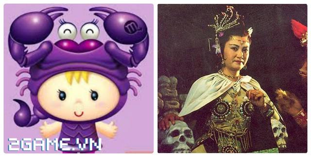 Nhân vật Tây Du Ký đại diện cho kiểu cung hoàng đạo nào? 7