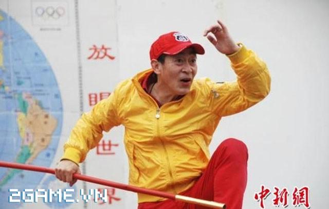 Lục Tiểu Linh Đồng đưa Tôn Ngộ Không ra đời thực bằng kỹ xảo 4D 6