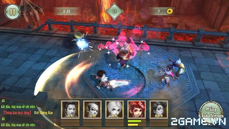 Bí ẩn đằng sau thanh Long Tuyền Kiếm trong game Võ Lâm Ngoại Truyện mobile 2