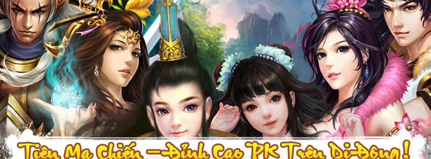 Game mobile Tiên Ma Chiến chính thức cập bến Việt Nam 0