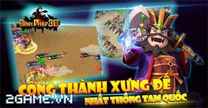Đánh giá tổng quan về game Binh Pháp 3D sắp ra mắt tại Việt Nam