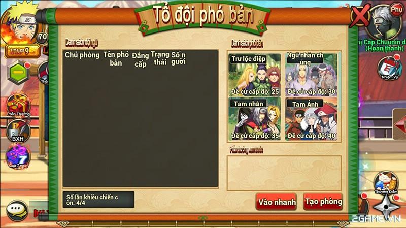Huyền Thoại Naruto là tên Việt hóa của game mobile Dũng Sĩ Cuồng Phong 5