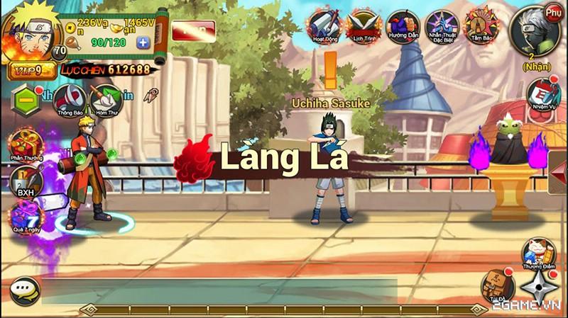 3 game online về chủ đề Naruto sắp ra mắt tại Việt Nam 1