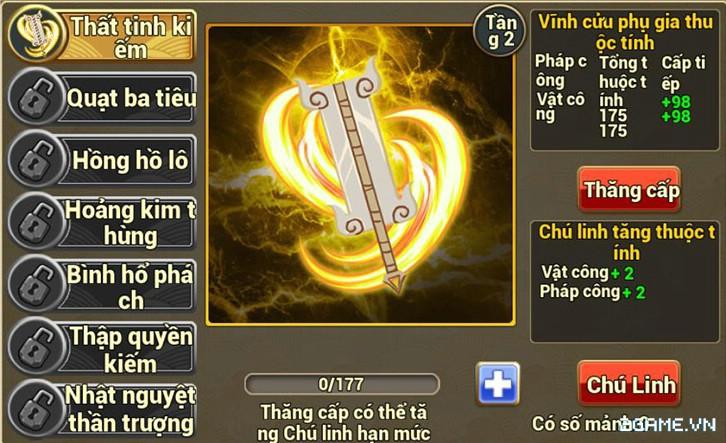 Huyền Thoại Naruto là tên Việt hóa của game mobile Dũng Sĩ Cuồng Phong 8