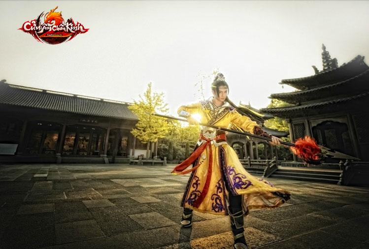 Lạ lùng thay nghề shipper có nguồn gốc từ kiếm hiệp Kim Dung? 3