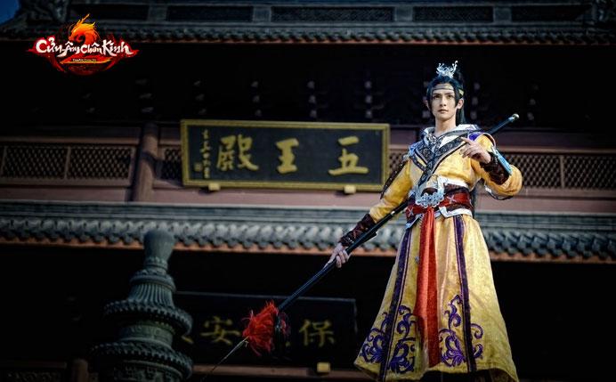 Lạ lùng thay nghề shipper có nguồn gốc từ kiếm hiệp Kim Dung? 5