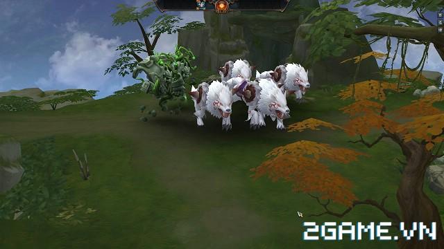 Game thủ 'đau đầu' với phó bản thành tựu của 3Q Củ Hành 3D 3