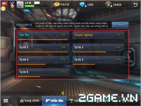 Tập Kích Mobile tự tin là biểu tượng của eSports Mobile 1