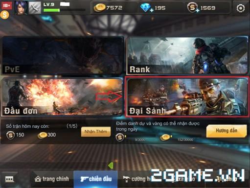 Tập Kích Mobile tự tin là biểu tượng của eSports Mobile 4