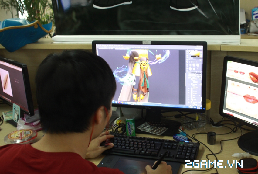 Loạn Đấu Võ Lâm - Game mobile online 3D hoành tráng do Việt Nam sản xuất 0