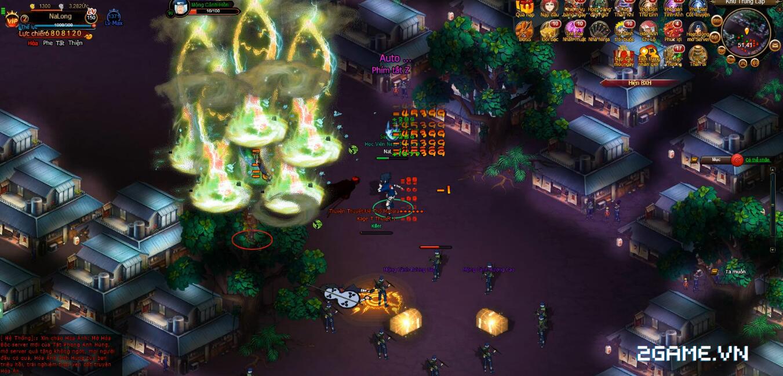 Cuồng Phong Naruto tiết lộ hệ thống chiến trường hoành tráng 3