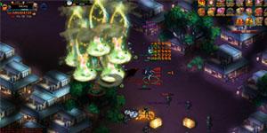Cuồng Phong Naruto tiết lộ hệ thống chiến trường hoành tráng