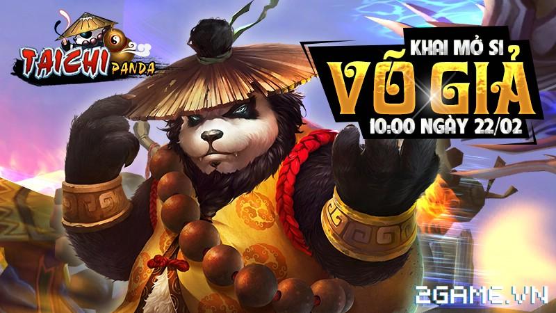 Tặng 210 giftcode game Taichi Panda VN 1