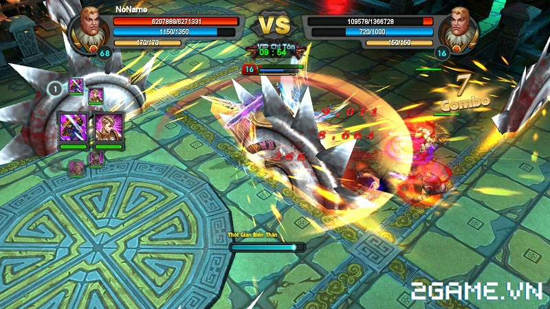 Tặng 210 giftcode game Taichi Panda VN 2