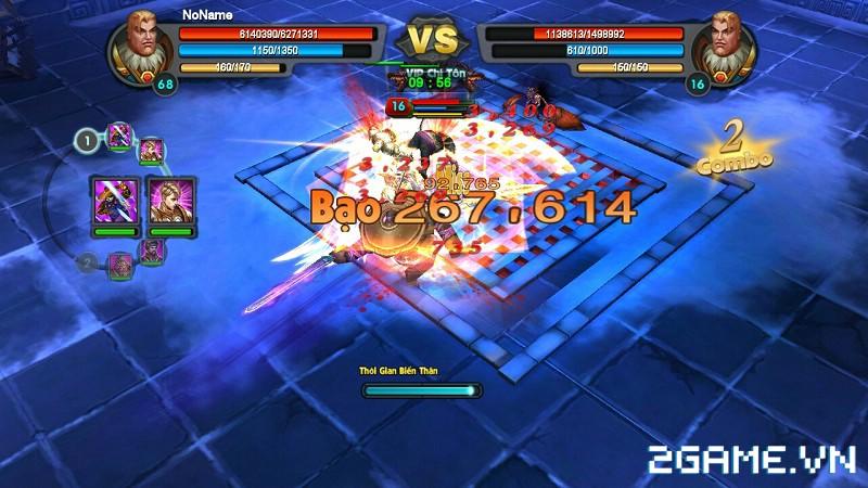 Tặng 210 giftcode game Taichi Panda VN 3