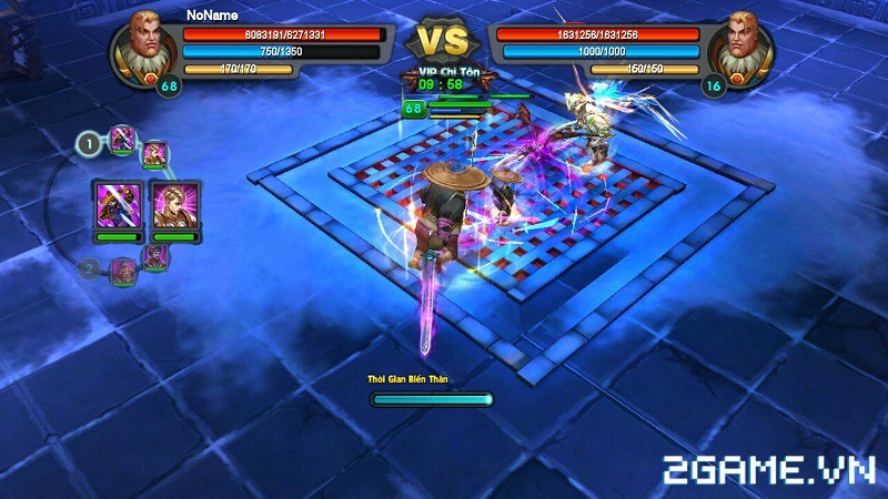 Tặng 210 giftcode game Taichi Panda VN 4