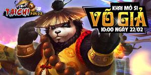 Tặng 210 giftcode game Taichi Panda VN