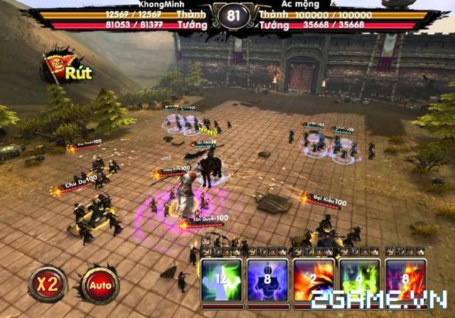 Chinh Đồ Mobile: Địa vị, chức tước trong game online có dễ dàng mua được bằng tiền? 3