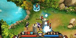 Cuồng Phong Naruto: Hướng dẫn tính năng Nhẫn Thuật