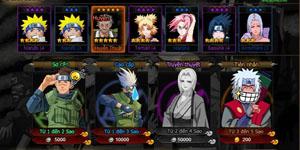 Cuồng Phong Naruto: Hướng dẫn tính năng Nhà Ninja