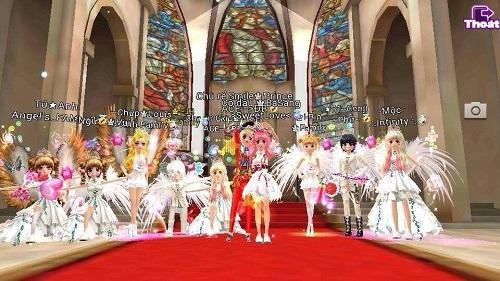 Những đám cưới đẹp như mơ bước ra từ Au Mobile 0