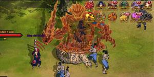 Cuồng Phong Naruto: Hướng dẫn hệ thống Phó bản