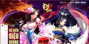 Tặng 215 giftcode game Đế Tôn