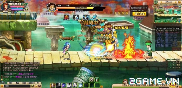 Lộ diện NPH Việt đứng sau tựa game One Piece ZeZe 1