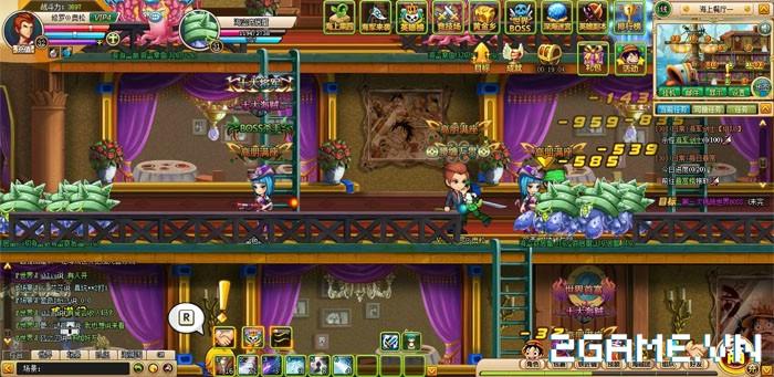 Lộ diện NPH Việt đứng sau tựa game One Piece ZeZe 4