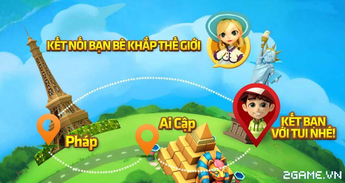 Chạm tay trải nghiệm Vườn Vui Vẻ 3V - Game nông trại sắp ra mắt tại Việt Nam 9