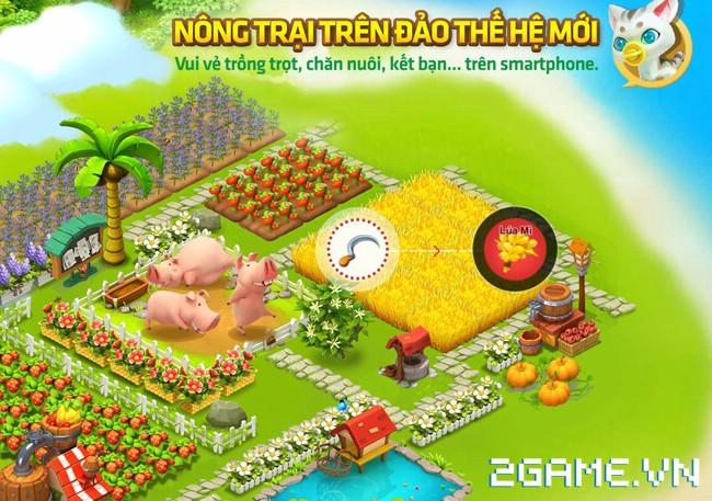 Chạm tay trải nghiệm Vườn Vui Vẻ 3V - Game nông trại sắp ra mắt tại Việt Nam 2