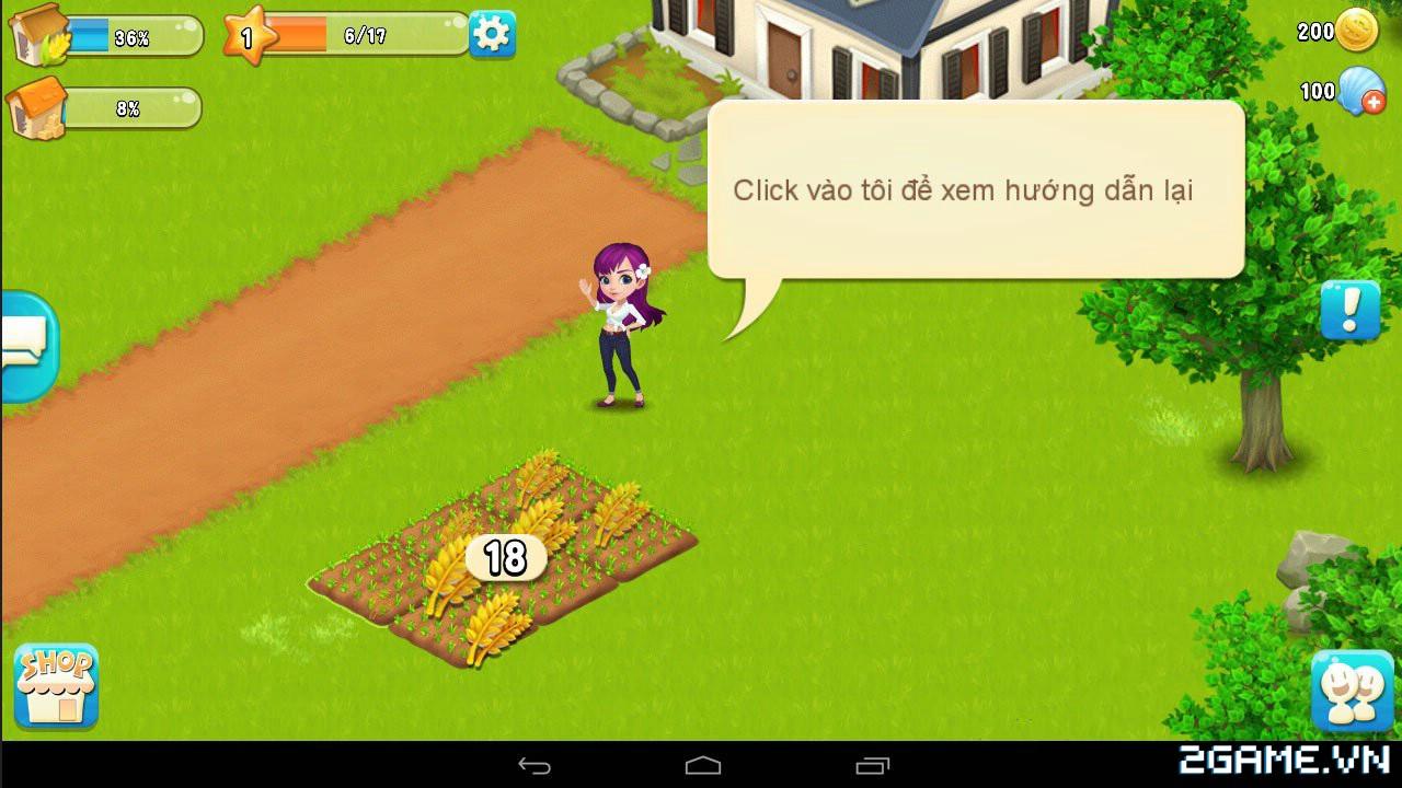 Chạm tay trải nghiệm Vườn Vui Vẻ 3V - Game nông trại sắp ra mắt tại Việt Nam 3