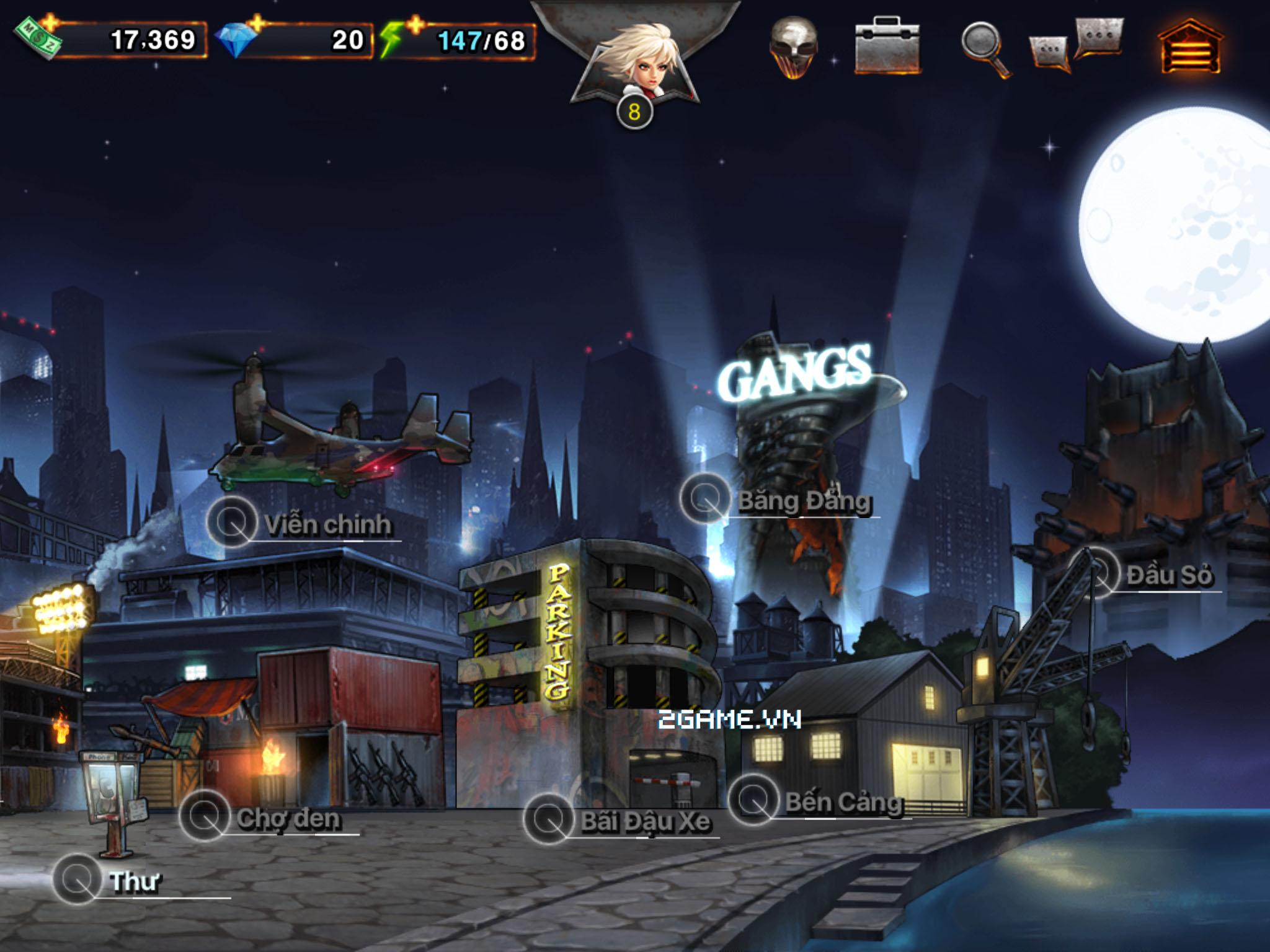 Mad Zone - Game mobile xứ Nhật sắp ra mắt tại Việt Nam 11