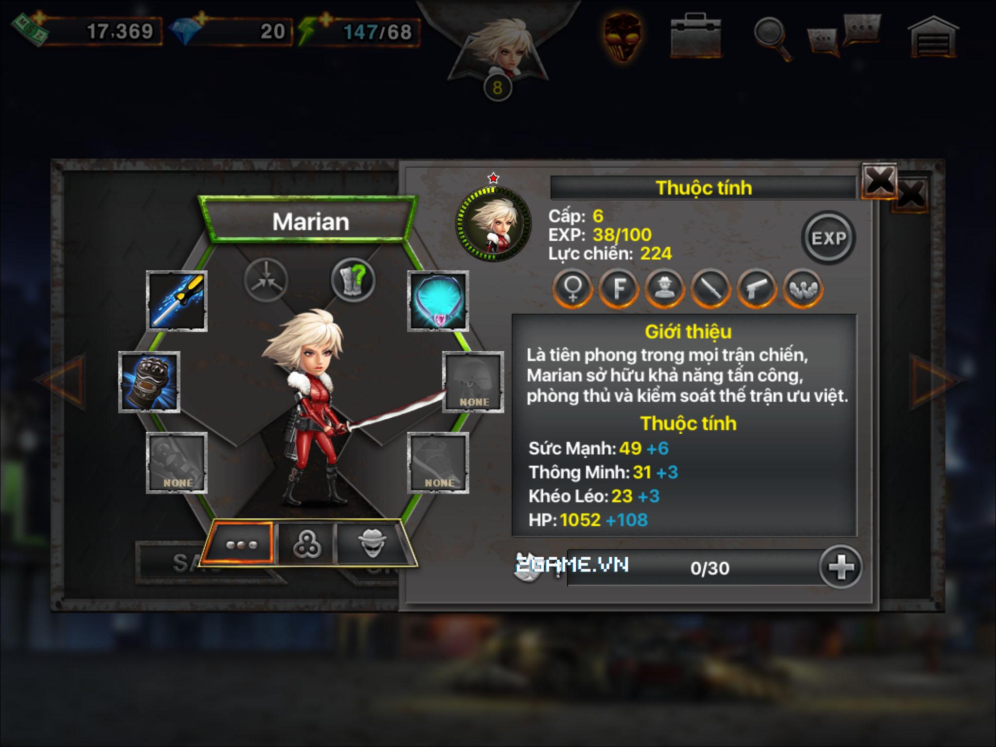 Mad Zone - Game mobile xứ Nhật sắp ra mắt tại Việt Nam 5