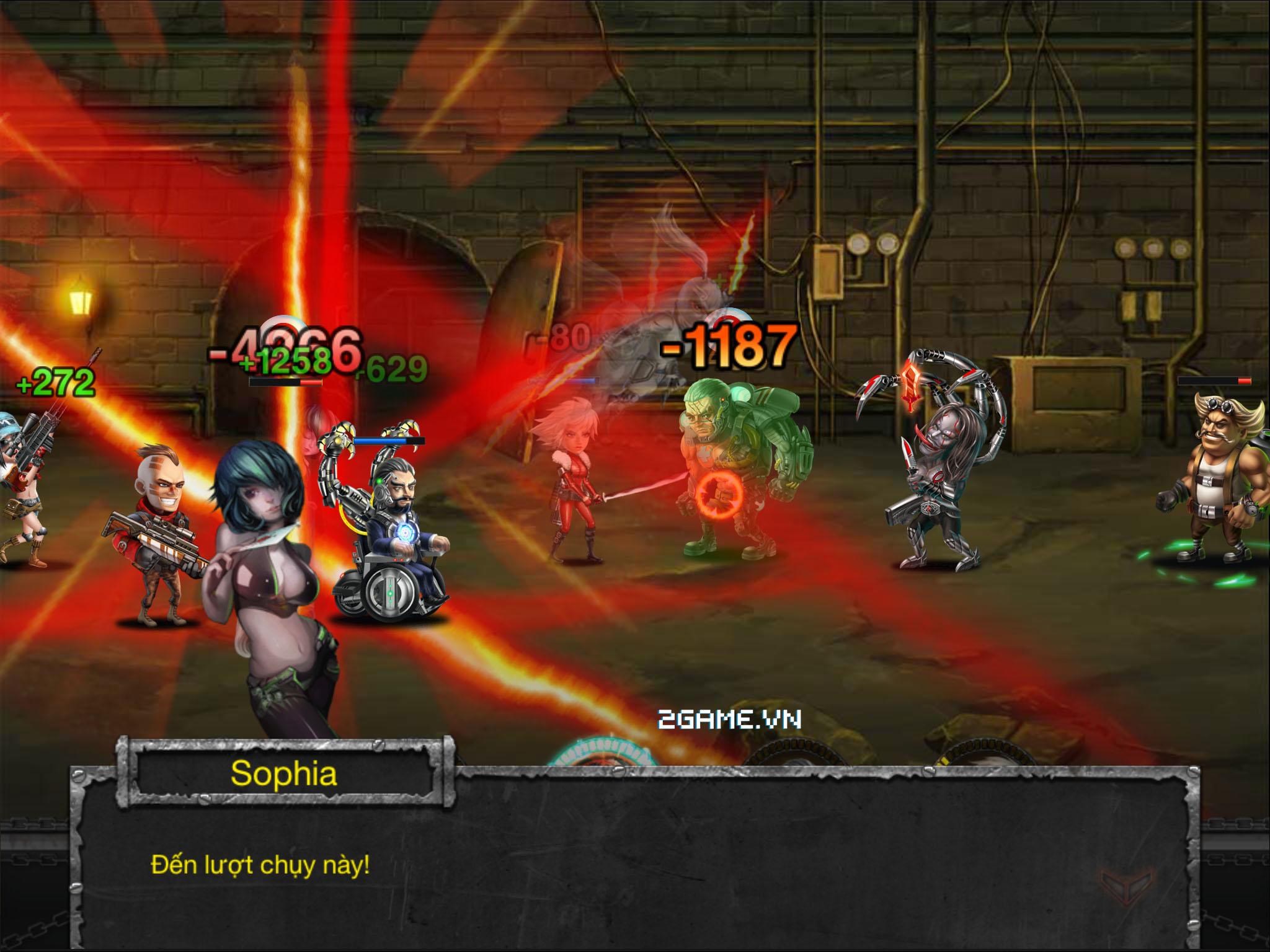Mad Zone - Game mobile xứ Nhật sắp ra mắt tại Việt Nam 6