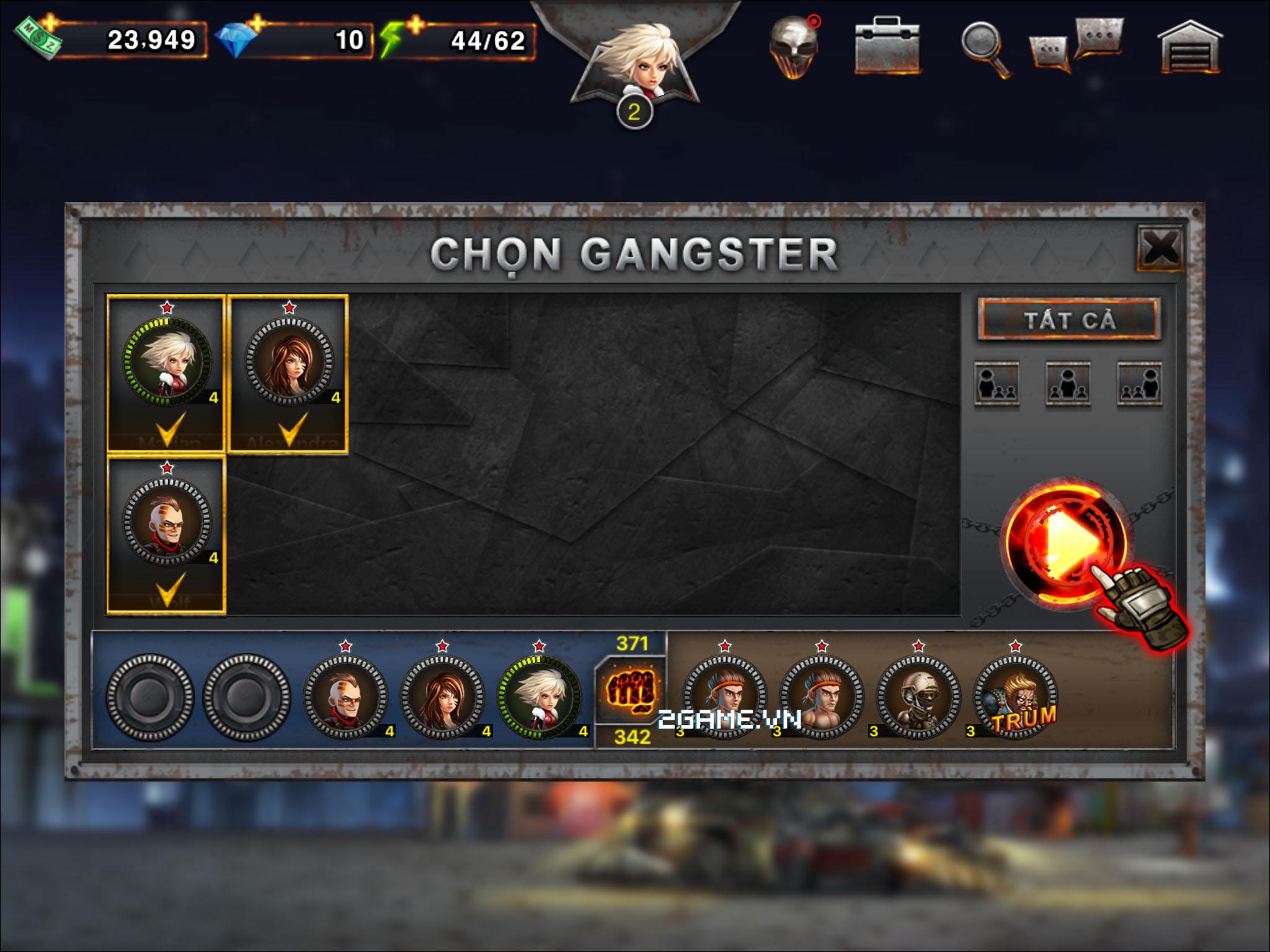 Mad Zone - Game mobile xứ Nhật sắp ra mắt tại Việt Nam 4