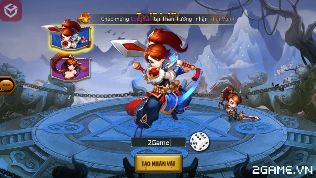 Game mobile Thiếu Niên Tam Quốc tạo ấn tượng với người chơi nhờ gameplay thú vị 0