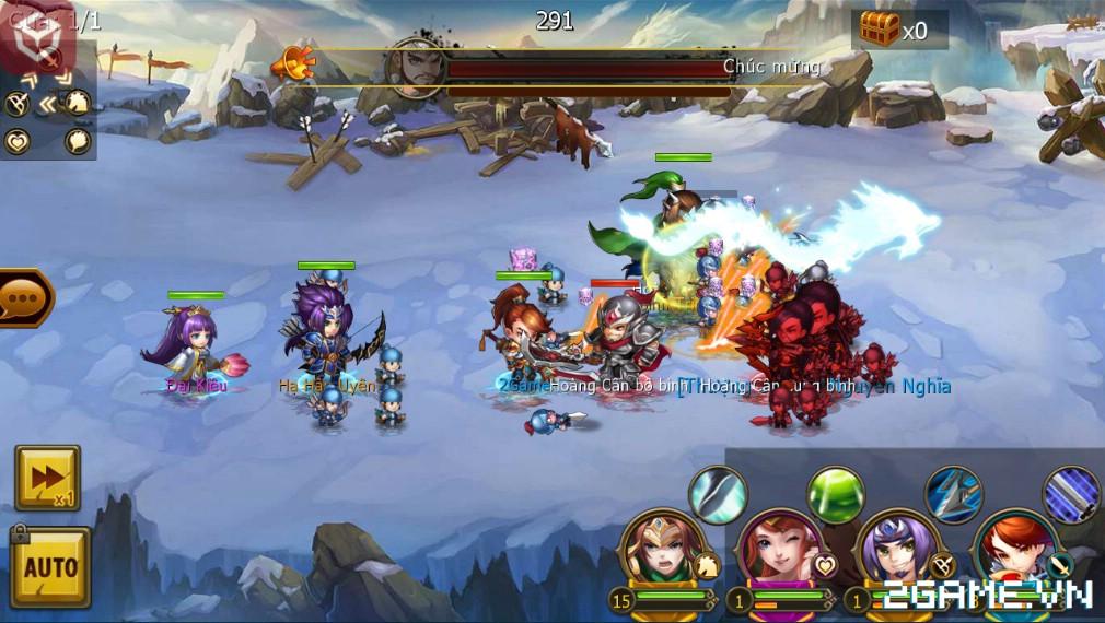 Game mobile Thiếu Niên Tam Quốc tạo ấn tượng với người chơi nhờ gameplay thú vị 7