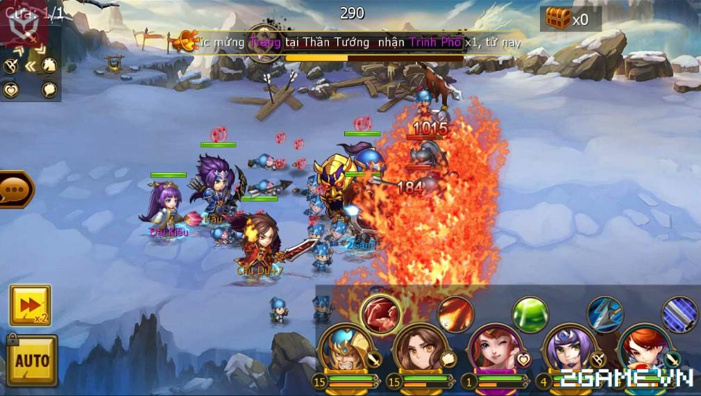 Game mobile Thiếu Niên Tam Quốc tạo ấn tượng với người chơi nhờ gameplay thú vị 5