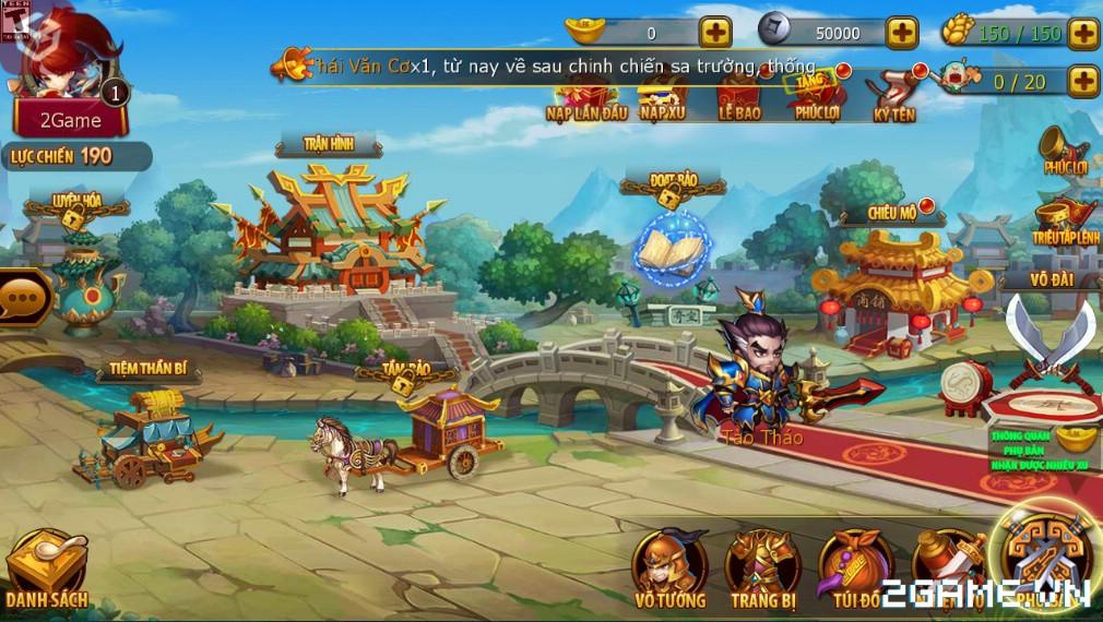 Game mobile Thiếu Niên Tam Quốc tạo ấn tượng với người chơi nhờ gameplay thú vị 1