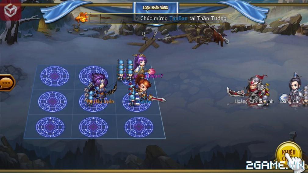 Game mobile Thiếu Niên Tam Quốc tạo ấn tượng với người chơi nhờ gameplay thú vị 3