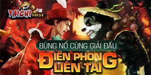 Vừa ra mắt Taichi Panda VN đã sở hữu giải đấu trị giá hàng trăm triệu đồng