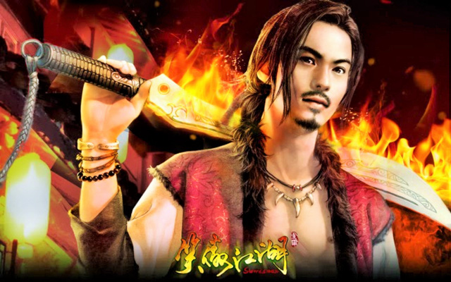 Loạn Đấu Võ Lâm - 5 đại cao thủ võ lâm có tửu lượng cao nhất truyện Kim Dung 2