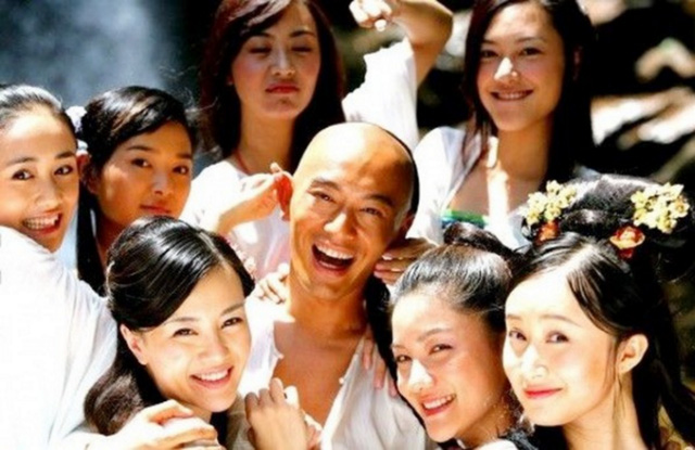 Loạn Đấu Võ Lâm - 5 đại cao thủ võ lâm có tửu lượng cao nhất truyện Kim Dung 4