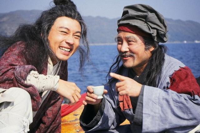 Loạn Đấu Võ Lâm - 5 đại cao thủ võ lâm có tửu lượng cao nhất truyện Kim Dung 6