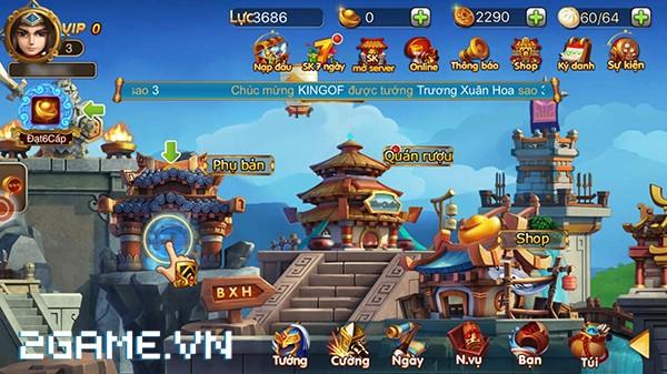 Tặng 310 Vipcode game Binh Pháp 3D 3
