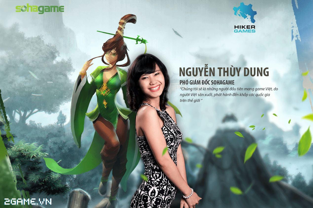 Loạn Đấu Võ Lâm: Ai là người chống lưng cho game Việt đầu tiên phát hành toàn châu Á? 5