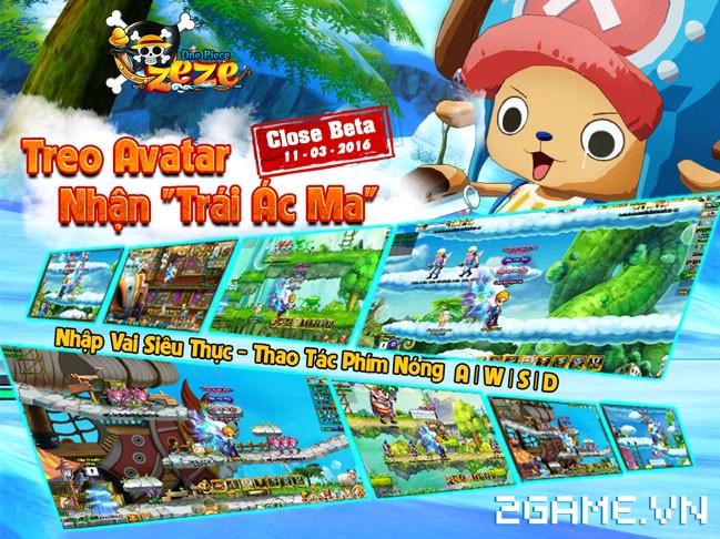 Cộng đồng mạng đang chung tay Việt Hóa tựa game One Piece ZeZe 0