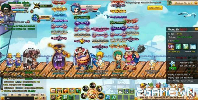 One Piece Zeze lộ diện hoàn chỉnh bản Việt hoá trước ngày ra mắt 4